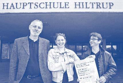 v. l.: Dieter Hutten, Cornelia Walter, Bernd Ehrig